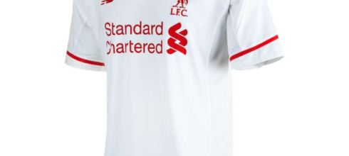 LFC Jr Away SS Jersey