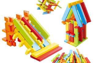 JVOPIN Educational Toys Building Blocks Set of 40 Pieces
