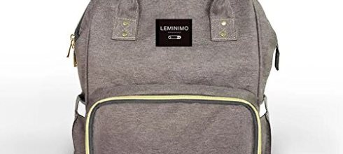 leminimo Multi-Function Diaper Bag