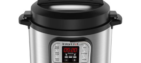 Instant Pot Duo Mini 3 Qt 7-in-1 多功能電鍋 $47.99