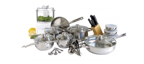 Cuisinart 32-Piece Freedom Kitchen Ensemble $109.99