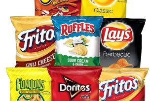 Frito-Lay Party Mix Variety Pack, 40 Count $10