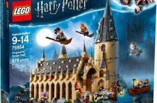 LEGO – Harry Potter Hogwarts Great Hall 75954 $79.99