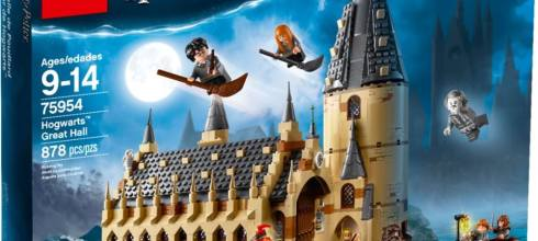 LEGO - Harry Potter Hogwarts Great Hall 75954 $79.99