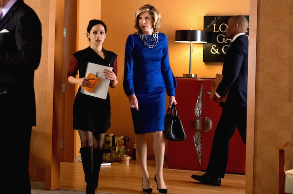 In Praise Of The Good Wifes Kalinda Sharma The