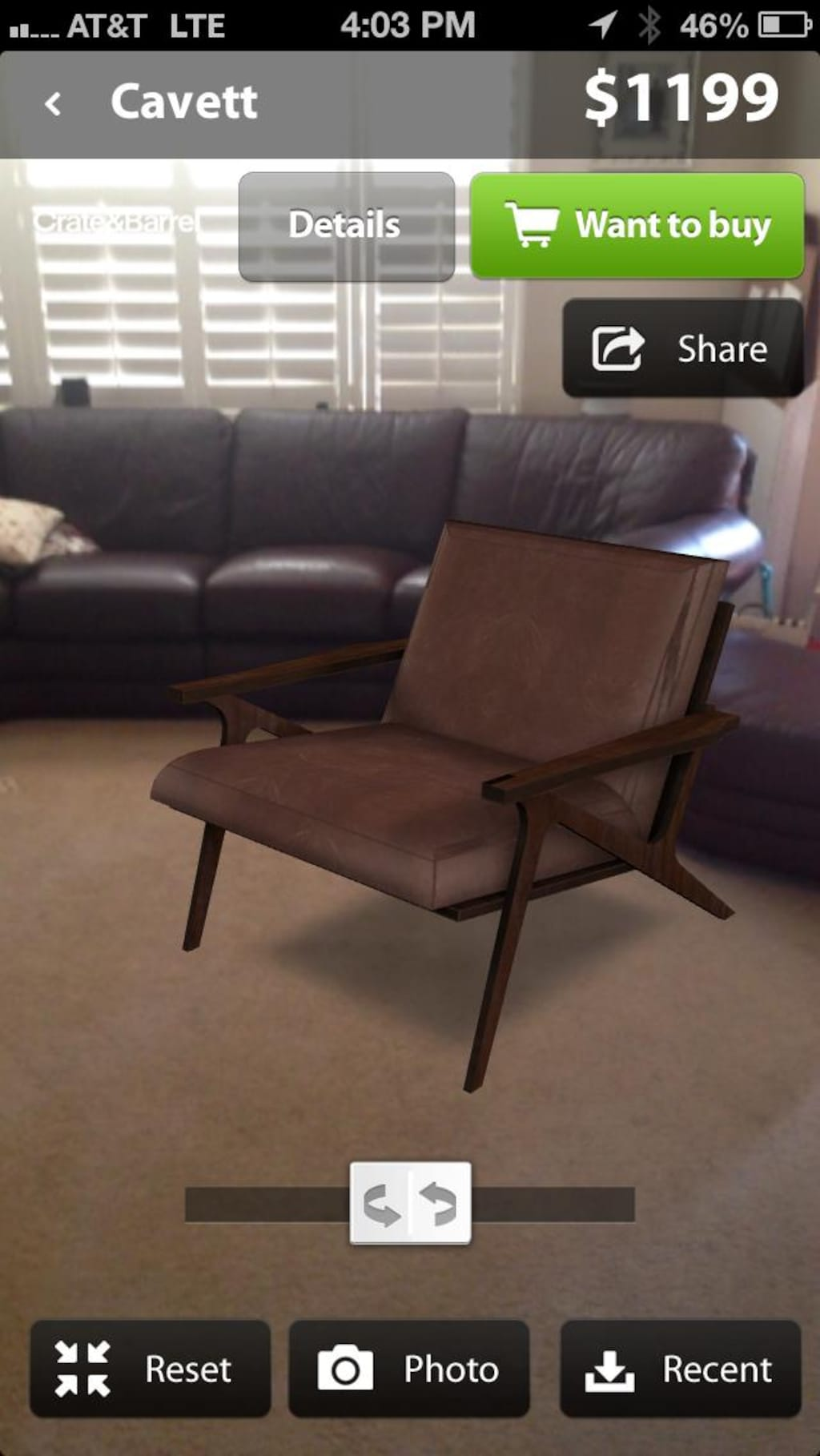 The Furnish Design Gone Digital With Mobile Apps The Washington Post