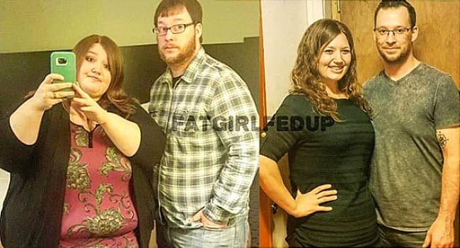 How This Couple Lost 300 Pounds Together in a Year