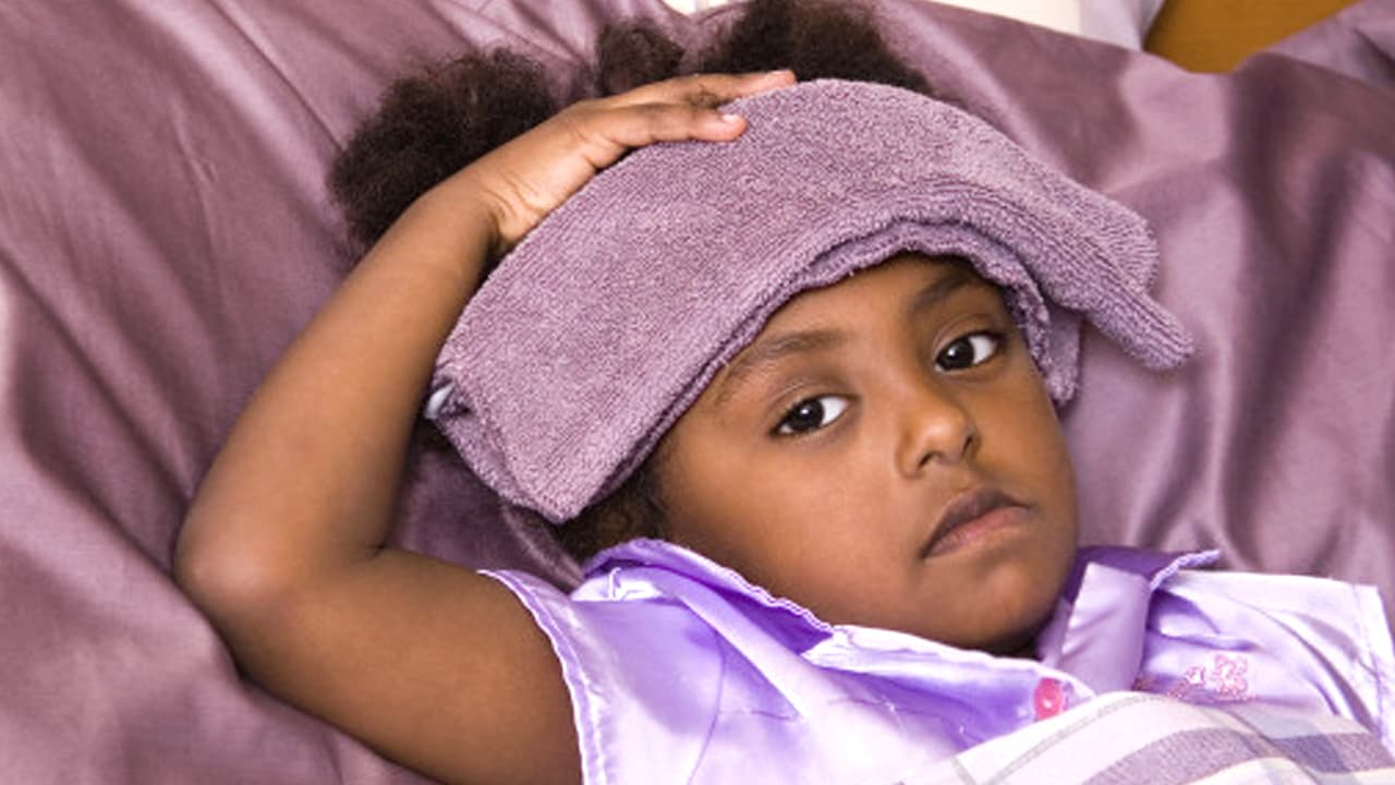 Newborn Infant With Fever Fever Facts