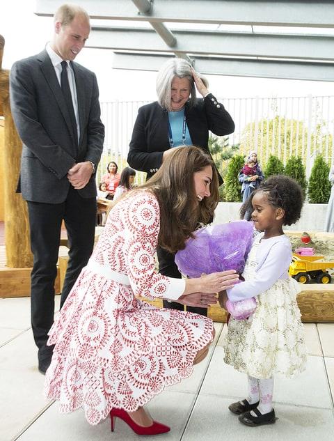 Prince William Kate Middleton Canada