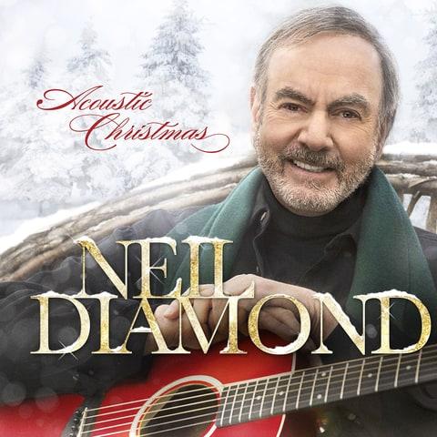 Neil Diamond Preps Folk-Inspired  'Acoustic Christmas' Album