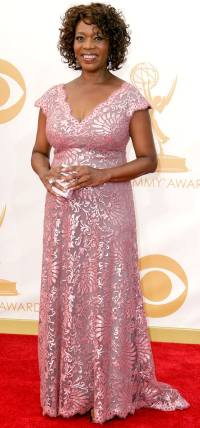Alfre Woodard: 2013 Emmy Awards | Red Carpet 24/7: What ...