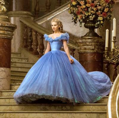 Cinderella, from Sketch to Reality | Cinderella's Swoon ...