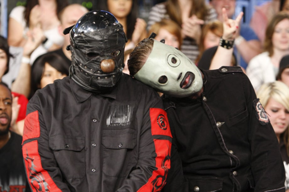 Black And Gray Wallpaper Slipknot Masked And Anonymous Rolling Stone