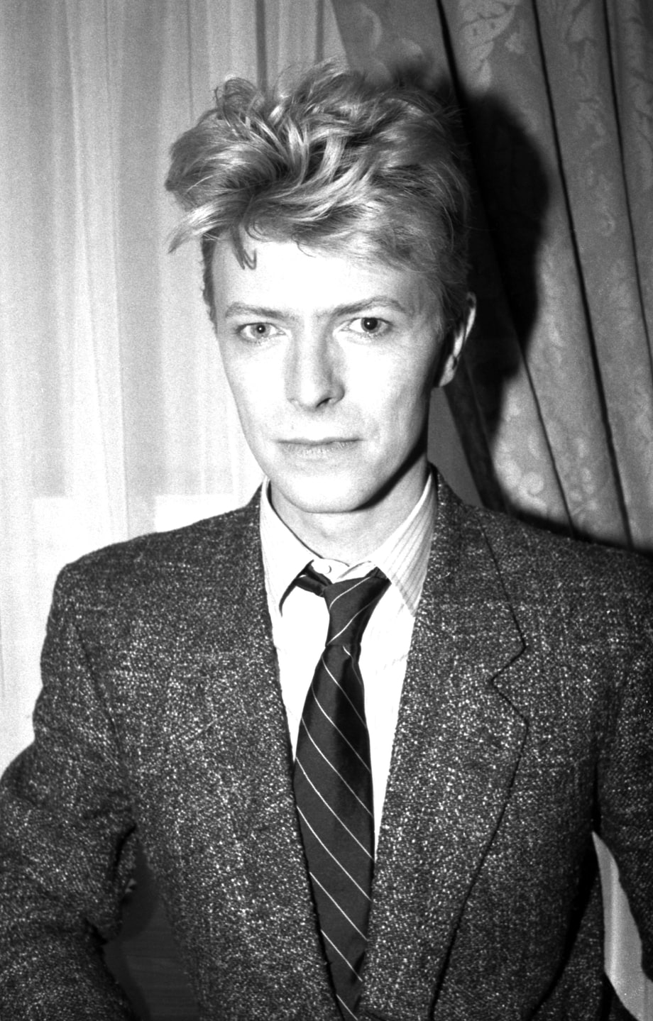 Fall Feather Wallpaper David Bowie Gives Good Face Oh Snap 20 Landmark