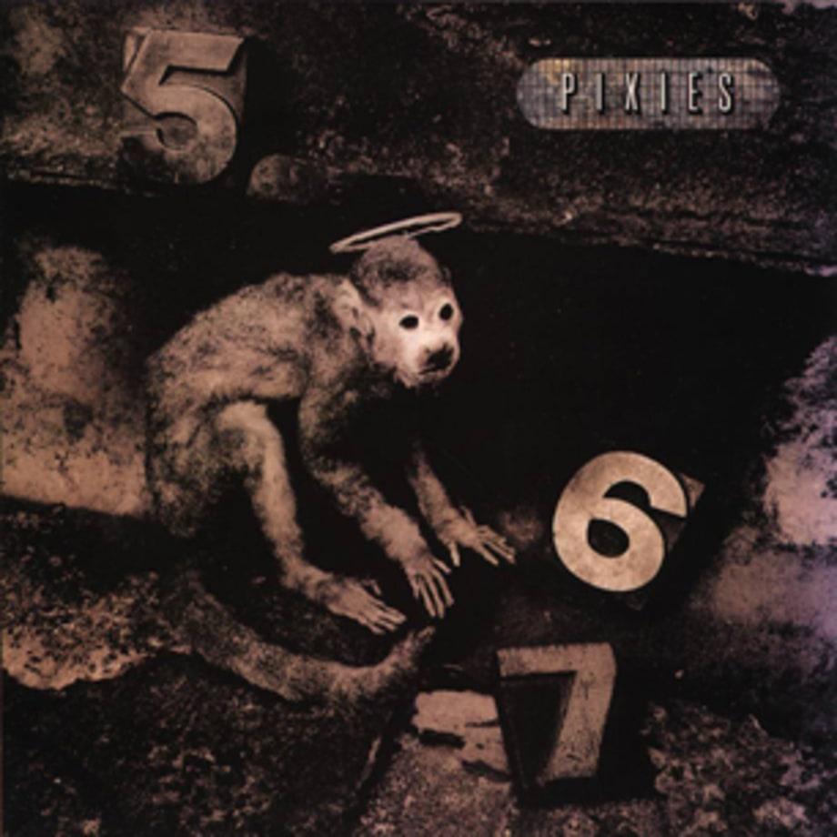 Peace Black Wallpaper Pixies Monkey Gone To Heaven 500 Greatest Songs Of