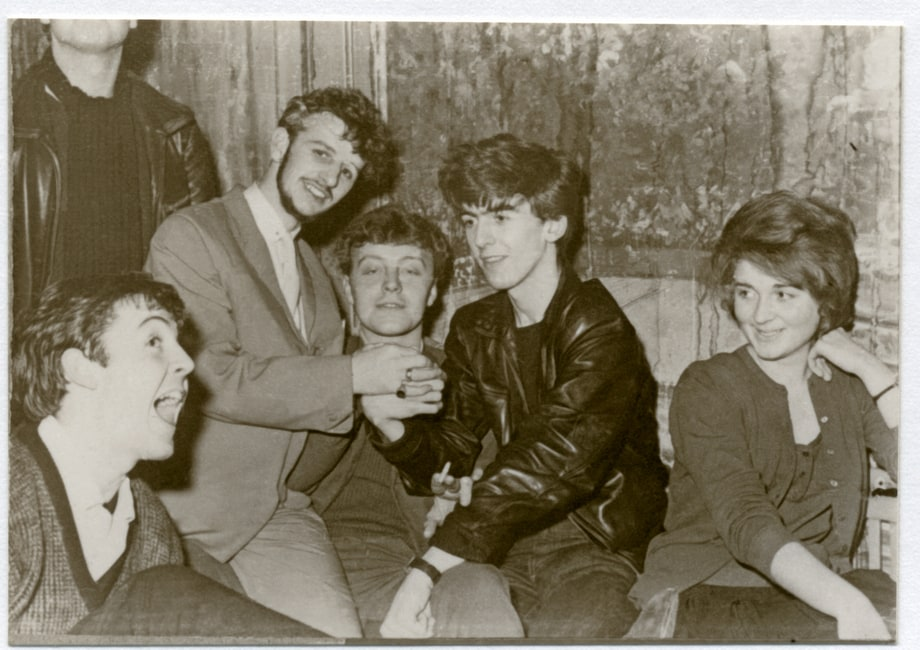 Liverpool Live Wallpaper Iphone Ringo Starr S Lost Beatles Photo Album Rolling Stone