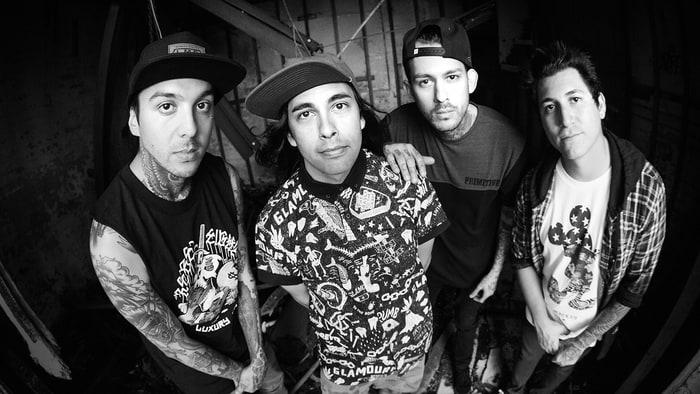 Falling In Reverse Live Wallpaper Pierce The Veil Announce New Album Misadventures