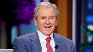 George W. Bush Shares Paintings of Wounded Soldiers Who Served On His Orders for Veteran's Day