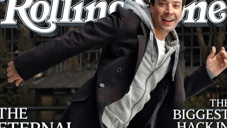 Jimmy Fallon\u0027s Big Adventure \u2013 Rolling Stone