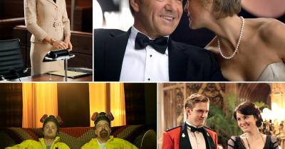 TV Drama Series Golden Globes Nominees