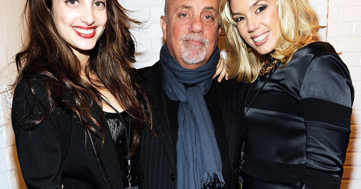 Best Carpet For Pets Alexa Ray Joel Celebrates Dad Billy Joel's Wedding With