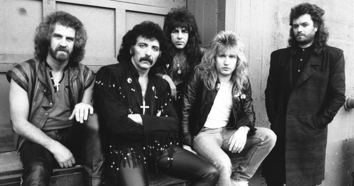 Live Niagara Falls Wallpaper Geoff Nicholls Black Sabbath Keyboardist Dead At 68