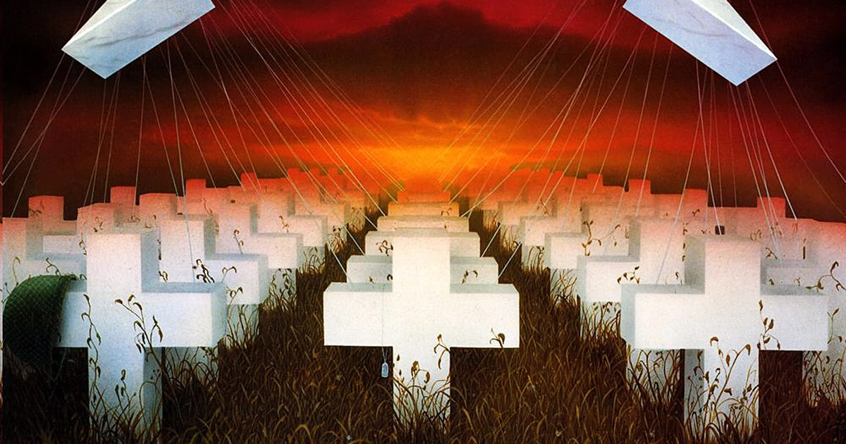 3d Stone Wallpaper Reviews Metallica Master Of Puppets 1986 The 100 Greatest