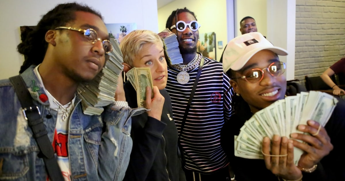 Country Girl Wallpaper Watch Migos Surreal Bad And Boujee Performance On