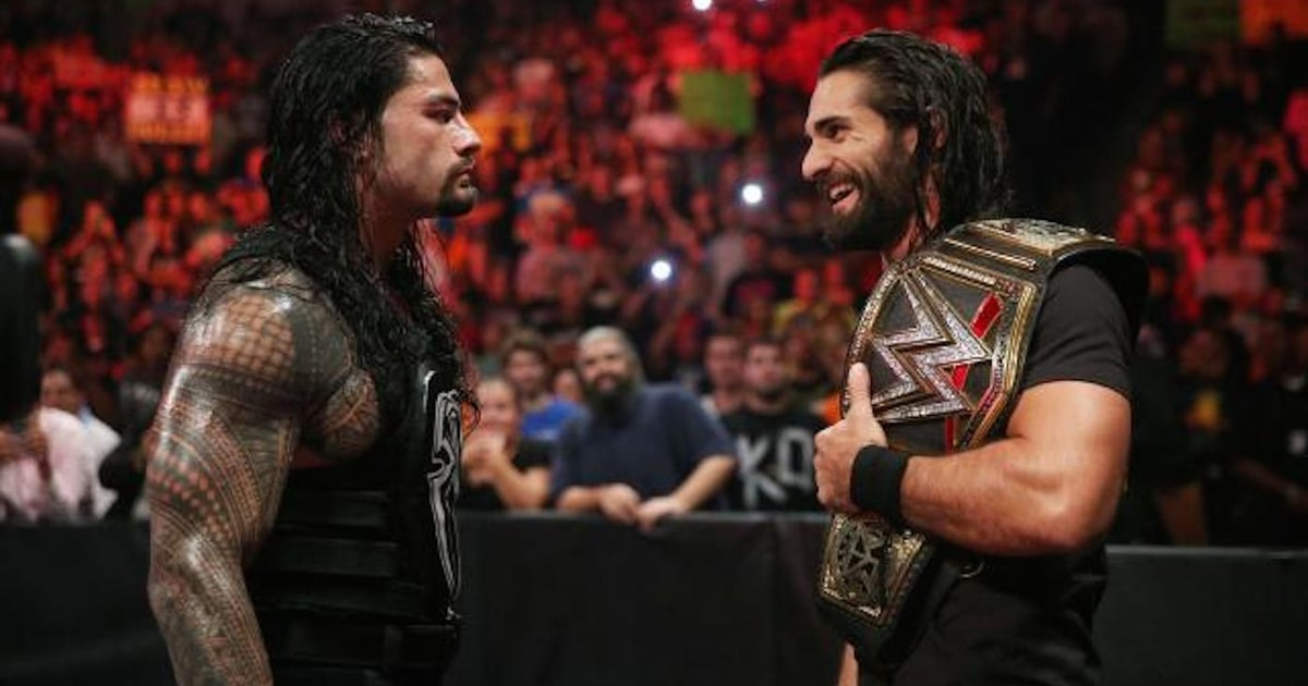 Win 10 Animated Wallpaper Wwe Raw Roman Reigns Gets His Shot At Seth Rollins