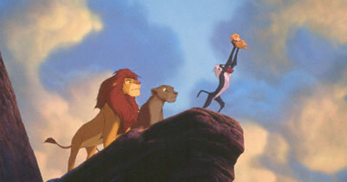watch the lion king movie 1