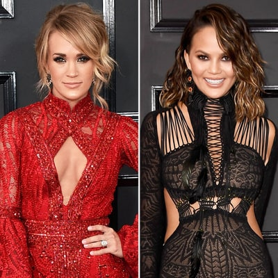 See the 5 Biggest Beauty Trends From the Grammys 2017 Red Carpet