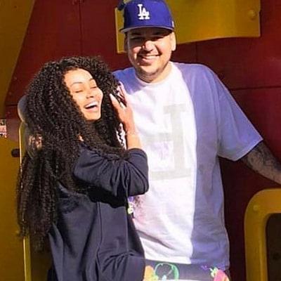 Blac Chyna Wishes Ex-Fiance Rob Kardashian a Happy Birthday
