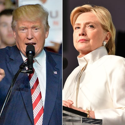 The Hillary Clinton vs. Donald Trump Presidential Debate As Imagined by Us!