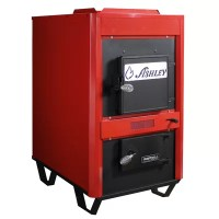 1900 Square Foot Hotblasst Wood Burning Warm Air Furnace