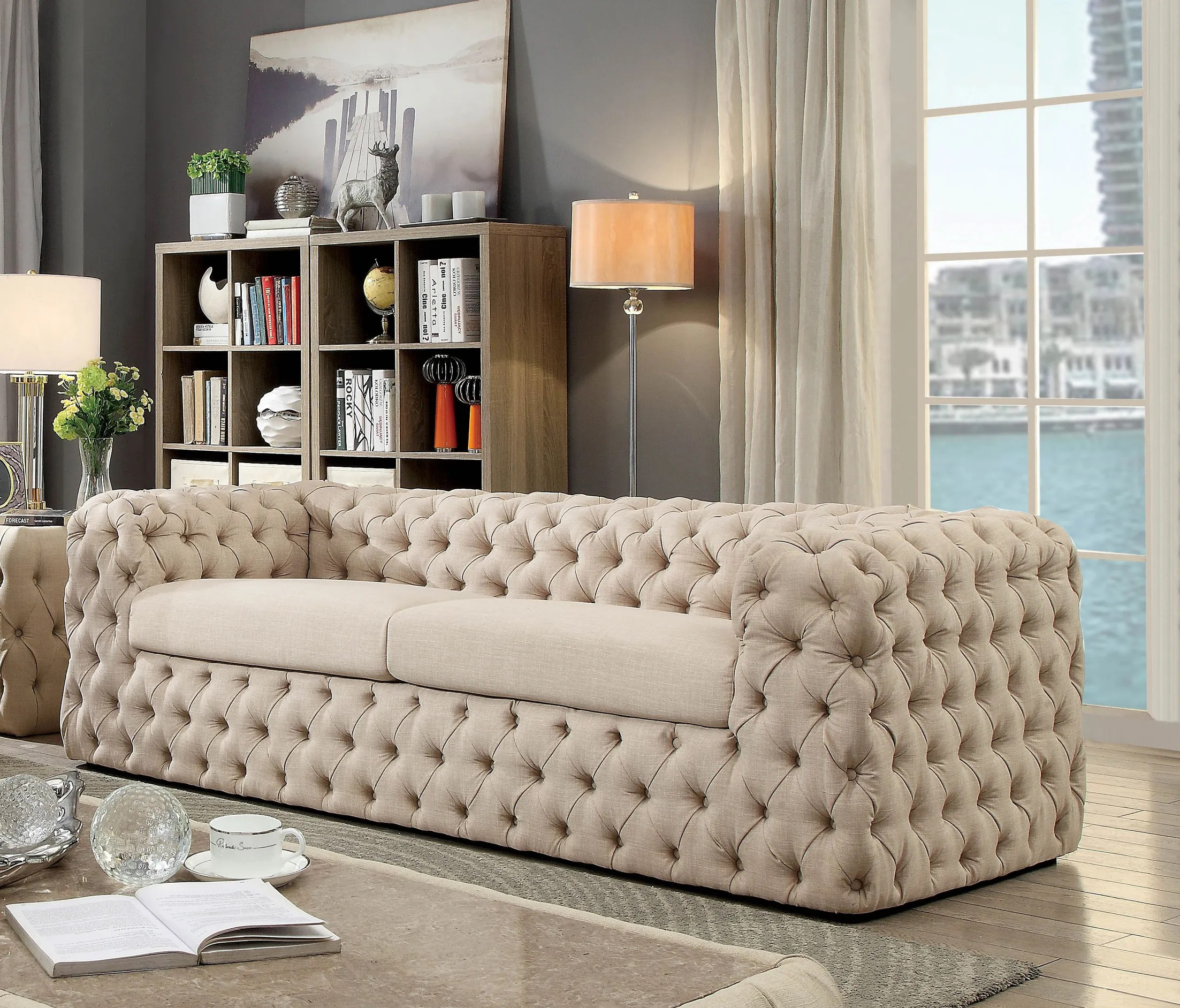 Sofa R Und S Sofas Reid Chesterfield Sofa May 2019