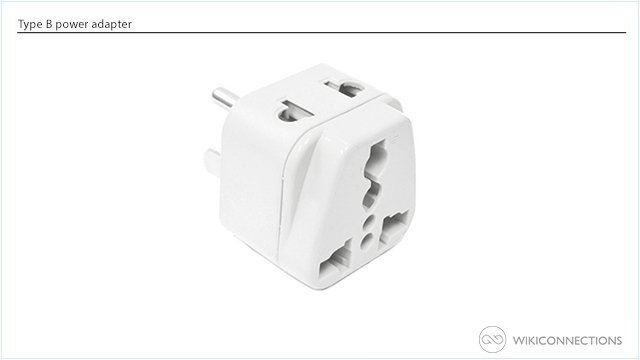 Mexico power adapters - what plugs are used?