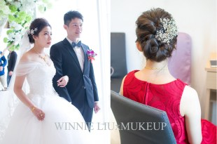 婚宴新娘秘書│甜心萬年不敗的清新自然韓式造型
