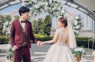 台南新娘秘書│女神般的甜美氣質新娘造型