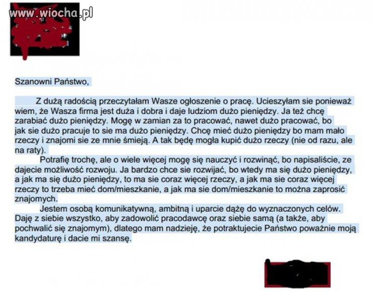 List motywacyjnyBardzo motywacyjny - wiochapl absurd 993544