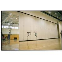 Movable Wooden Partition 85mm Width Movable Wooden Acoustic Partition Wall For