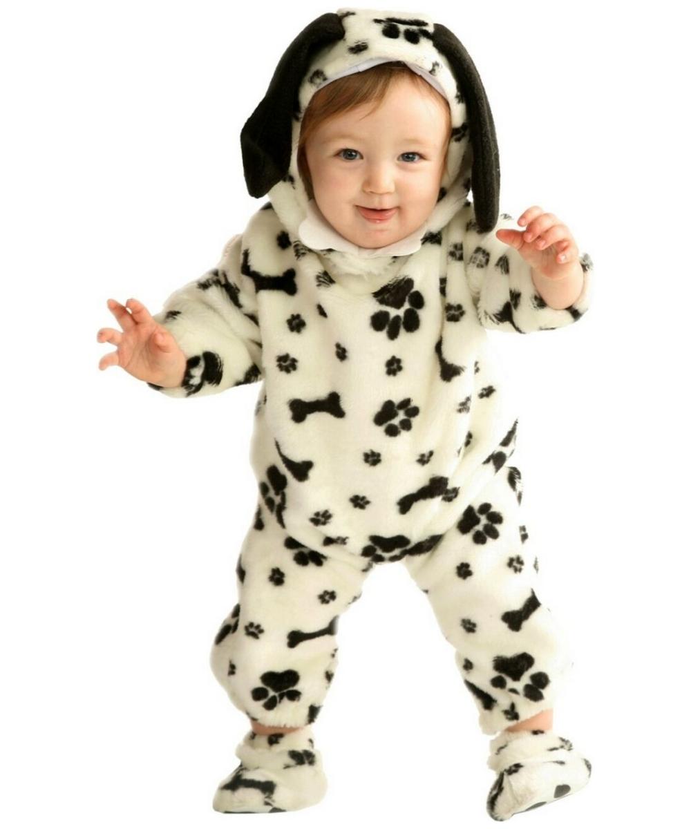 Toddler Dalmatian Costume  sc 1 st  Meningrey & Dalmatian Puppy Halloween Costume - Meningrey