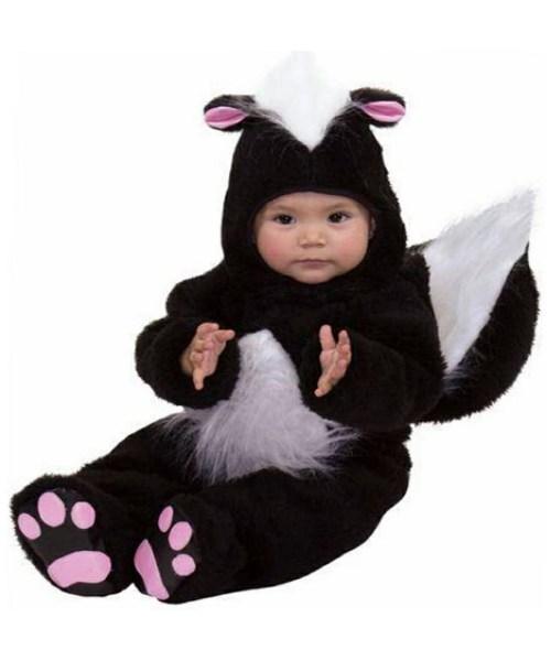 Medium Of Baby Skunk Costume