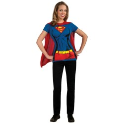 Small Crop Of Super Girl Costume