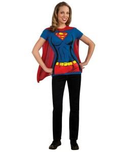Small Of Super Girl Costume