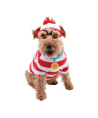 Where's Waldo Woof Dog Pet Costume - Cute Dog Costumes for ...