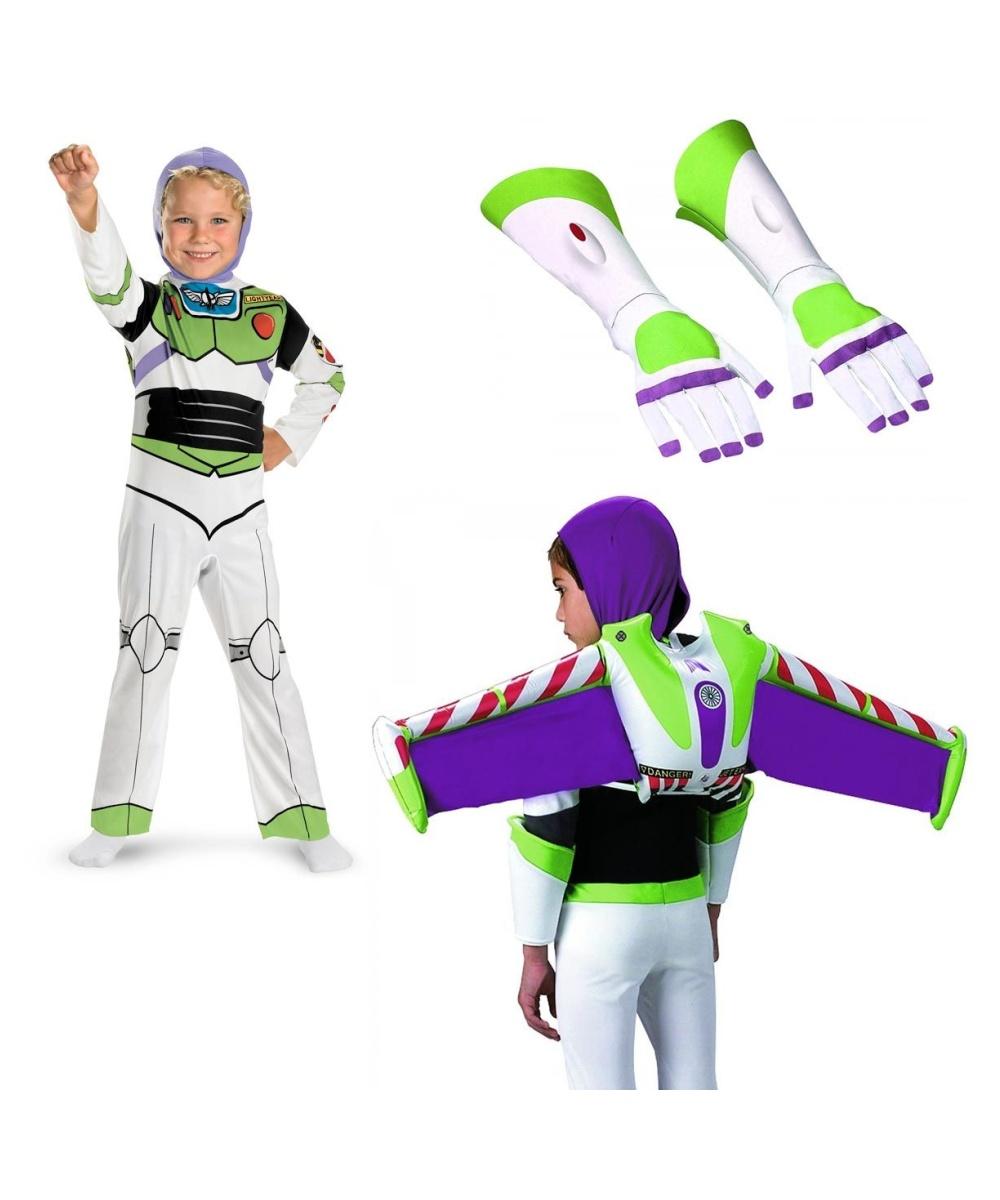 Frantic Buzz Lightyear To Rescue Kit Boys Costume Toy Story Buzz Lightyear Commercial Toy Story Buzz Lightyear 1995 inspiration Toy Story Buzz Lightyear