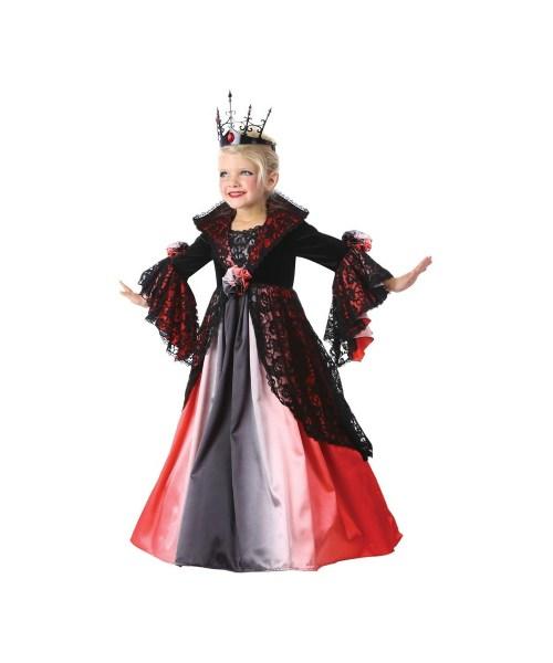 Medium Of Girls Vampire Costume