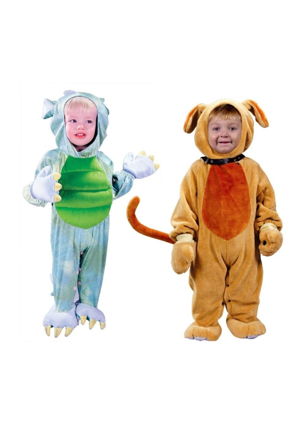 Dog and Dragon Baby Boys Costumes