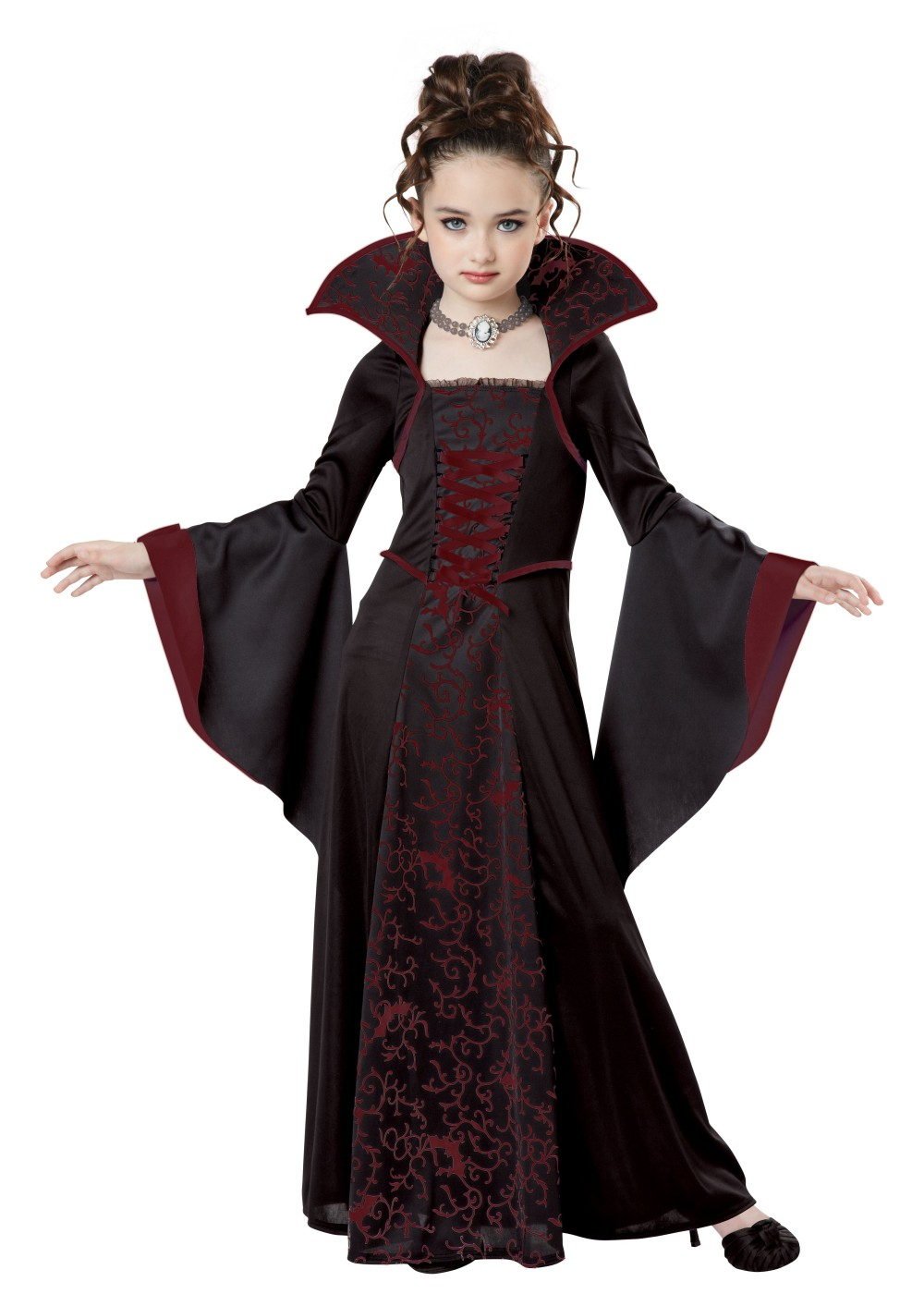Cute Stylish Child Girl Wallpaper Royal Vampire Girl Costume Vampire Costumes