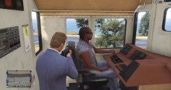 How to Get into a Train's Cockpit on GTA 5 Online for a Different View ...